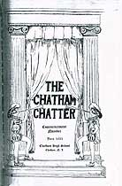 Thumbnail image of The Chatham Chatter June 1923 cover