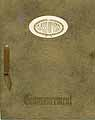 Thumbnail image of Ithaca High School 1922 Commencement cover