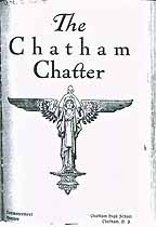 Thumbnail image of The Chatham Chatter June 1922 cover