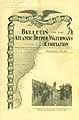 Thumbnail image of Atlantic Deeper Waterways Assoc. June 1914 Bulletin cover