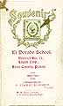 Thumbnail image of El Dorado 1902-1903 School Souvenir cover