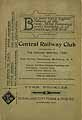 Thumbnail image of Central Railway Club 1895 Proceedings cover