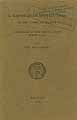 Thumbnail image of Republican Institution Incorporated 1903 Report cover