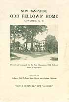 Thumbnail image of New Hampshire Odd Fellows' Home 1914 Report cover