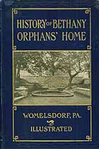 Thumbnail image of Bethany Orphans' Home Inmates (1863-1907) cover