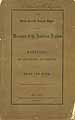 Thumbnail image of American Asylum at Hartford 1858 Report cover