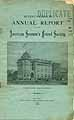 Thumbnail image of American Seamen's Friend Society 1906 Report cover