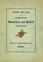 Thumbnail image of Rhode Island Sanitary and Relief Association 1900 Members cover