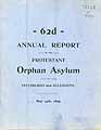 Thumbnail image of Protestant Orphan Asylum 1895 Report cover