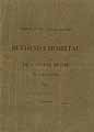 Thumbnail image of Bethesda Hospital 1915 Report cover