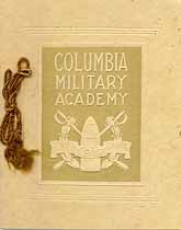 Thumbnail image of Columbia Military Academy 1917 cover