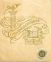 Thumbnail image of Ohio Deaf and Dumb Inst. 1905 Commencement cover
