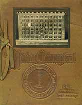 Thumbnail image of Medico-Chirurgical College 1908 Commencement cover