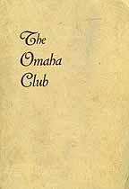 Thumbnail image of The Omaha Club 1926 Roster cover