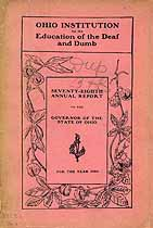 Thumbnail image of Ohio Deaf and Dumb Inst. 1904 Catalogue cover