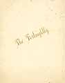 Thumbnail image of The Bennington Fortnightly Club 1894-5 cover