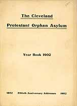 Thumbnail image of Cleveland Protestant Orphan Asylum 1902 Report cover
