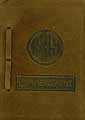 Thumbnail image of Boyertown High School 1922 Commencement cover