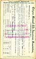Thumbnail image of Citizens Mutual Life Ins. 1888-1891 Death Claims Paid cover