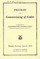 Thumbnail image of The Salvation Army 1926 Commissioning Ceremony cover