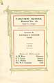 Thumbnail image of Fairview School 1909 Souvenir cover