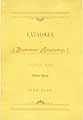 Thumbnail image of Dummer Academy 1887-88 Catalogue cover