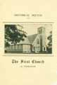 Thumbnail image of Wilbraham First Church 1916 Catalogue cover