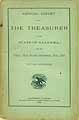 Thumbnail image of Alabama Treasurer 1893 Annual Report cover
