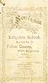 Thumbnail image of Lodgeton School 1897 Souvenir cover