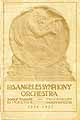 Thumbnail image of Los Angeles Symphony Orchestra 1916-17 Season cover