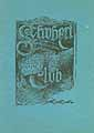 Thumbnail image of Schubert Club Fourth Season Program cover