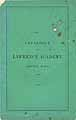 Thumbnail image of Lawrence Academy 1872 Catalogue cover
