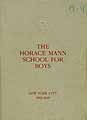 Thumbnail image of Horace Mann School for Boys 1915-1916 cover