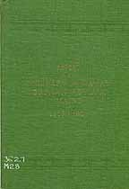 Thumbnail image of Maine Military and Naval Orphan Asylum 1907-08 Report cover