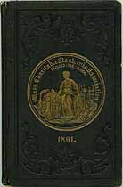 Thumbnail image of Mass. Charitable Mechanic Association 1861 Members cover