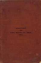 Thumbnail image of Lodi, Ohio 1902 Directory cover