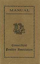 Thumbnail image of Connecticut Poultry Association 1912 Manual cover