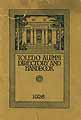 Thumbnail image of Toledo Alumni 1926 Directory and Handbook cover