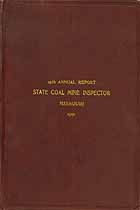 Thumbnail image of Missouri Inspector of Mines 1901 Report cover