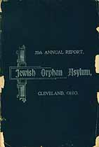 Thumbnail image of Jewish Orphan Asylum 1896 Report cover