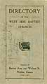 Thumbnail image of Wichita West Side Baptist 1911 Directory cover