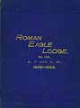 Thumbnail image of Roman Eagle Lodge, F. & A. M. 1895 Roster cover