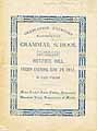 Thumbnail image of Hazardville Grammar School 1917 Graduation cover