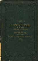 Thumbnail image of State Street Burial Grounds 1869 Report cover