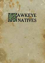 Thumbnail image of The Burlingon Hawkeye Natives' Assoc. 1922 Roster cover