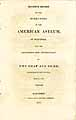 Thumbnail image of American Asylum at Hartford 1823 Report cover