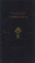 Thumbnail image of Palestine Commandery K. T. 1921-22 Roster cover