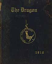 Thumbnail image of The Dragon 1918 cover