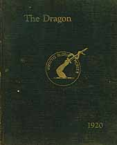 Thumbnail image of The Dragon 1920 cover