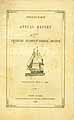Thumbnail image of American Seamen's Friend Society 1849 Report cover